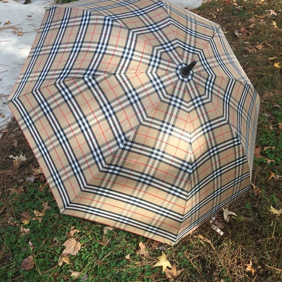 8853b8d74 Burberry Accessories   Very Large Walking Umbrella   Poshmark